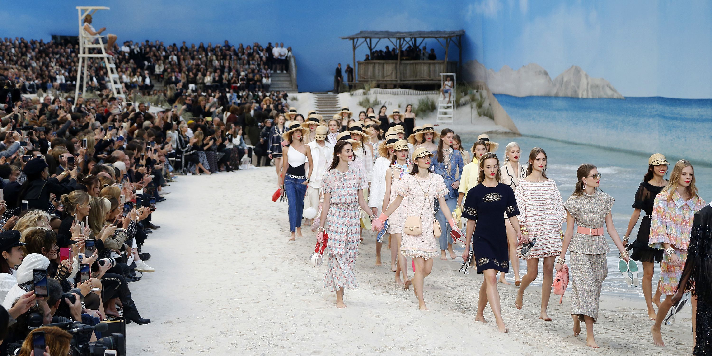 Fashion Show Chanel 2019
