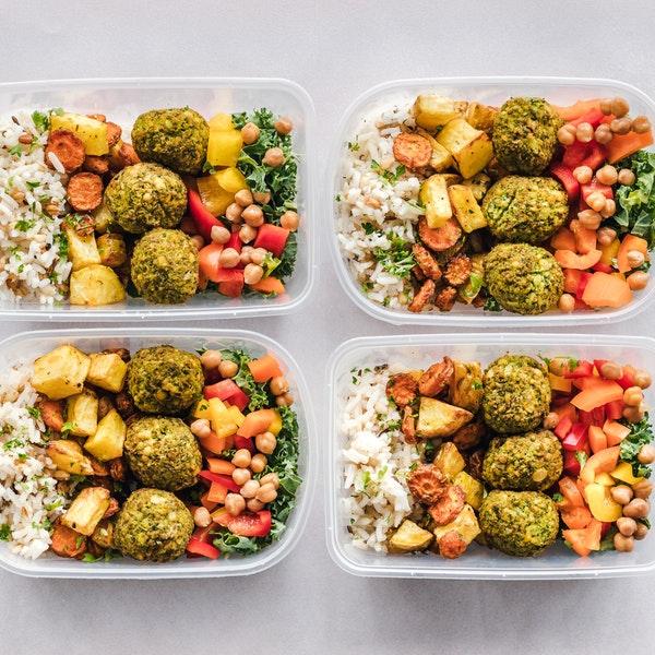 makanan Sehat via pexels.com