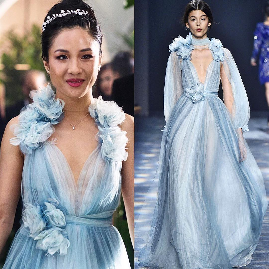 8 Fashion Style Terbaik Di Film Crazy Rich Asians Bikin Terpukau Blog