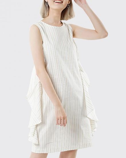 lorance stripe dress