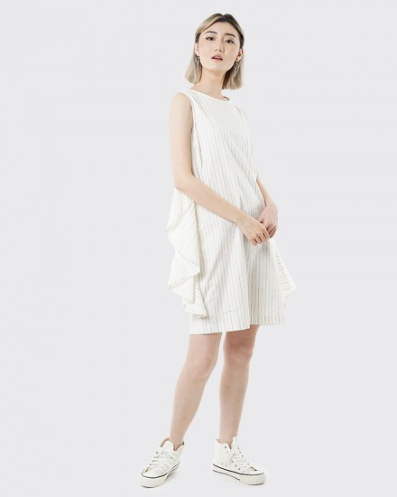 lorance stripe dress