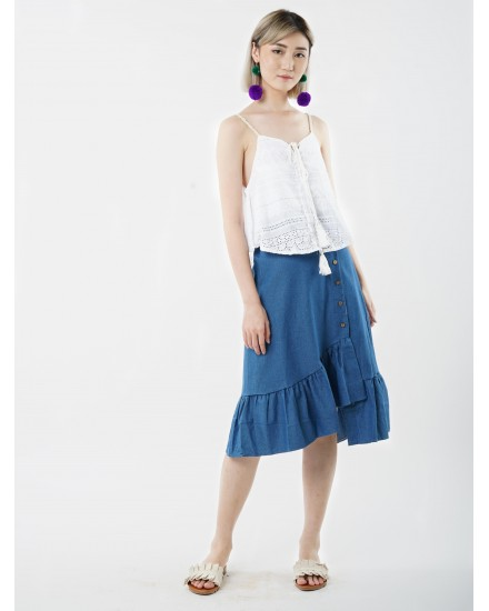 asteria blue skirt