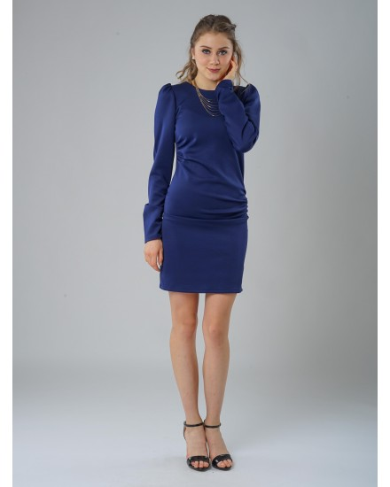 illona blue dress
