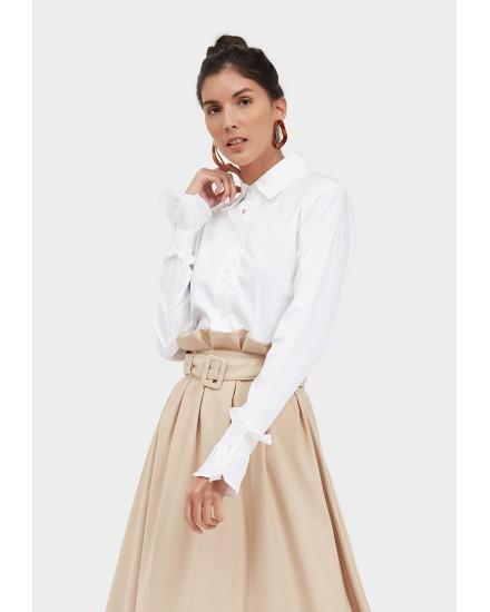 jovina white shirt