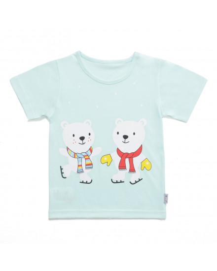 baju anak cub snow