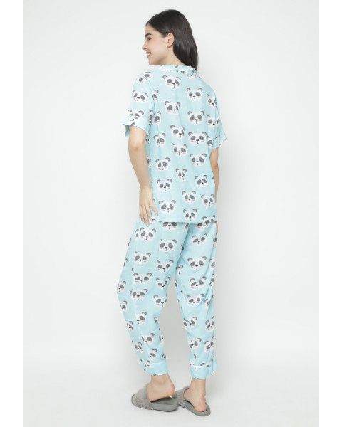 Baby Panda Long Pants