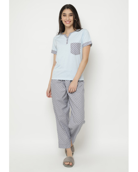 kate grey long pants