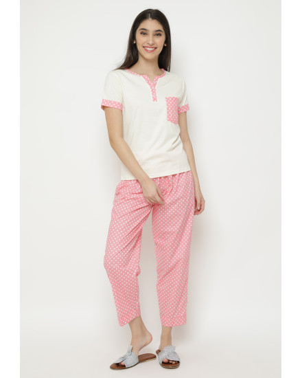 kate pink long pants