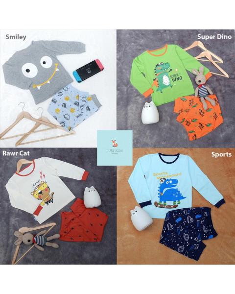 Baju Tidur Anak Laki Laki 2