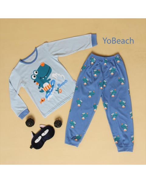 Baju Tidur Anak Laki Laki 3