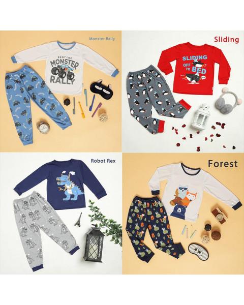 Baju Tidur Anak Laki Laki ke 4