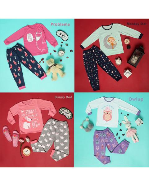 Baju Tidur Anak Perempuan ke 6