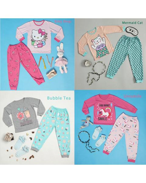 Baju Tidur Anak Perempuan ke 7