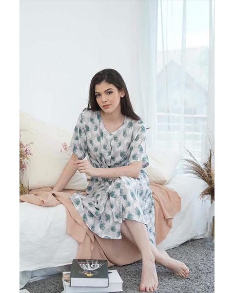 Misun Grey Dress