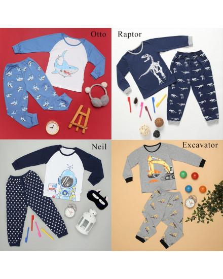 Baju Tidur Anak Laki Laki ke 5