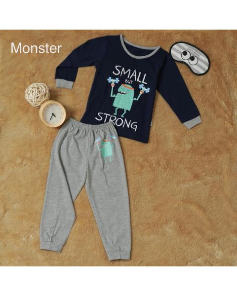 Baju Tidur Anak Laki Laki ke 8