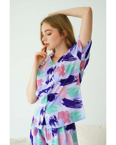 Piyama Pica Purple