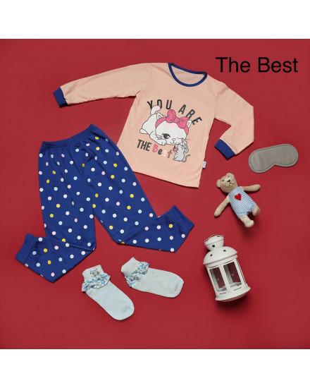 Baju Tidur Anak Perempuan k10