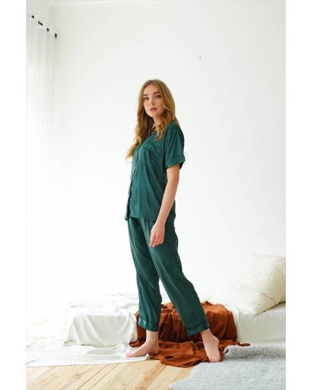 Piyama Noah Green Woman