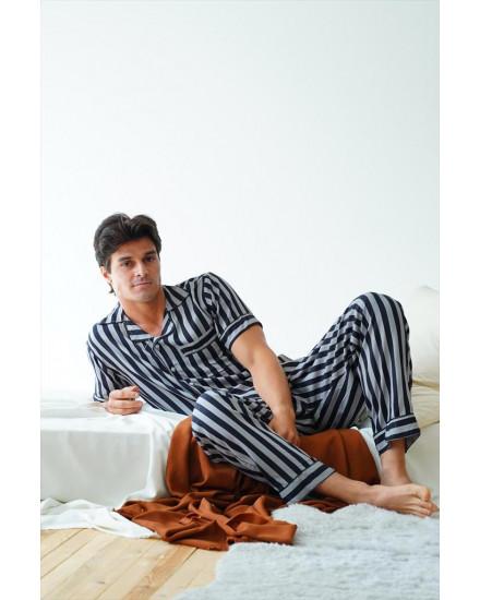 Piyama Isabel Stripe Man