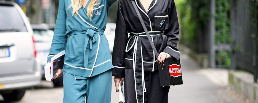 Gak Cuma Buat Tidur, Kini Tren Piyama Juga Bisa Bikin Penampilanmu Lebih Kece dan Fashionable Lho!