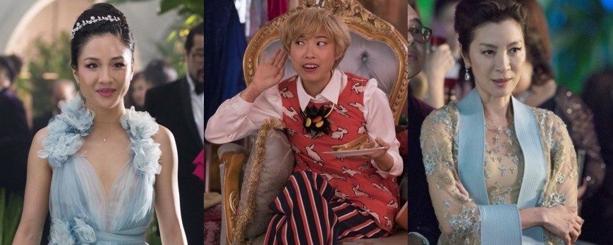 8 Fashion Style Terbaik di Film Crazy Rich Asians . Bikin Terpukau!