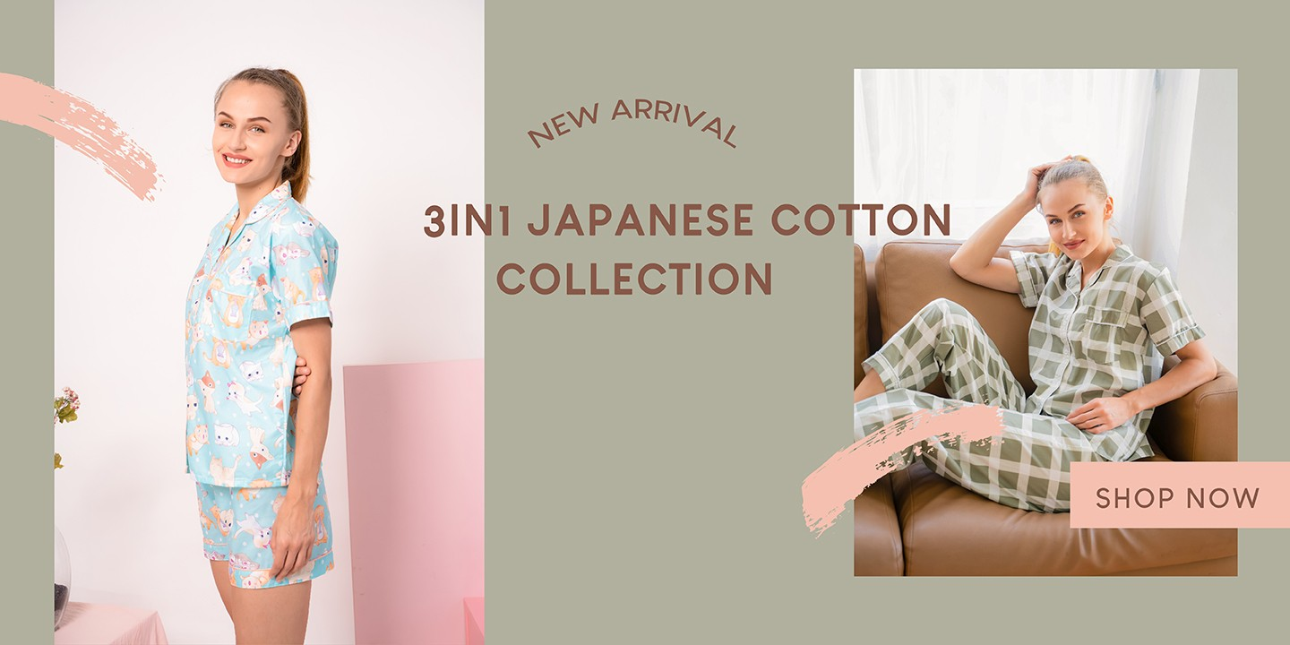 New Arrival - Japanese Cotton