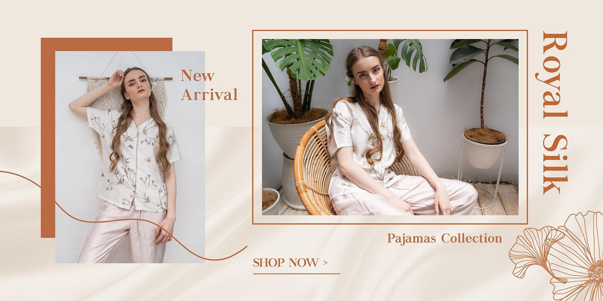 New Arrival - Royal Silk